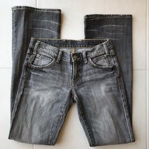 Citizens Of Humanity Distressed Straight Jean J141